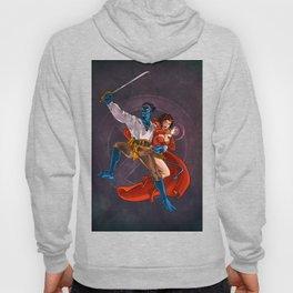 Nightcrawler & Scarlet Witch Hoody