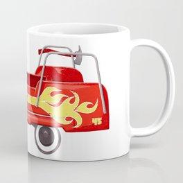 Firetruck Coffee Mug