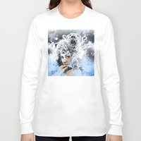 arctic monkeys Long Sleeve T-shirts featuring Arctic Tears by Fresh Doodle - JP Valderrama
