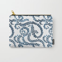 Mexican Talavera inspired pattern Carry-All Pouch