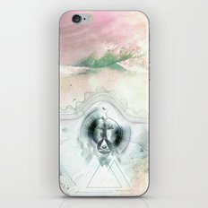 Encircles the world iPhone & iPod Skin