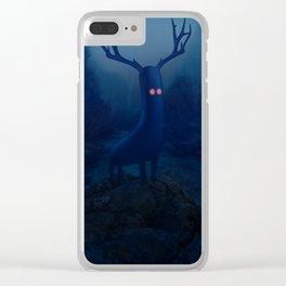 c e r v u t o Clear iPhone Case