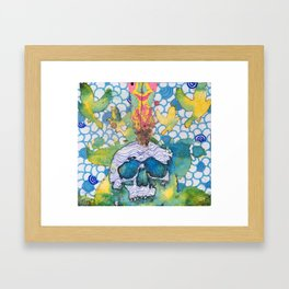 Expansion of the Mind Framed Art Print