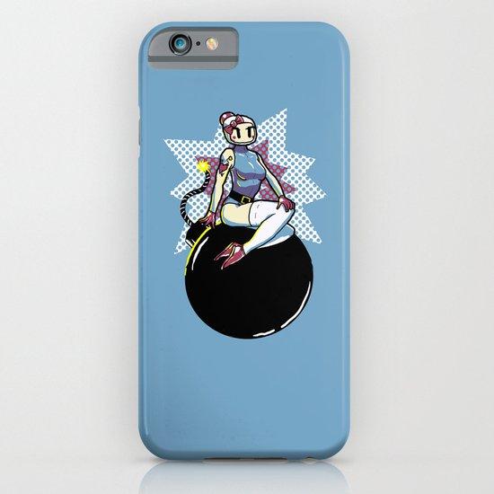 Bomber Babe iPhone & iPod Case