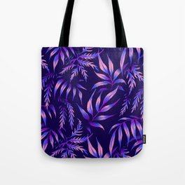 Brooklyn Forest - Purple Tote Bag
