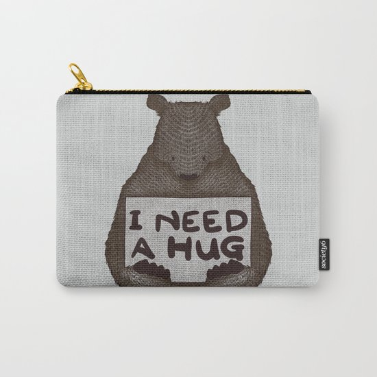 I Need A Hug Carry-All Pouch