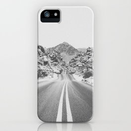 ROAD TRIP / Valley of Fire, Nevada iPhone Case