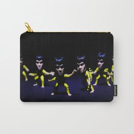 Kung Fu Fighter.  Carry-All Pouch