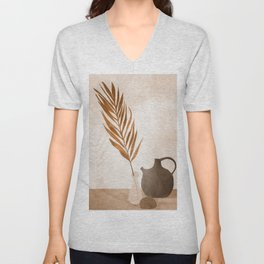 Still Life Art I Unisex V-Neck
