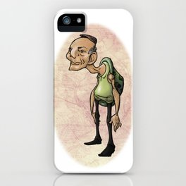 Slow and Steady iPhone Case