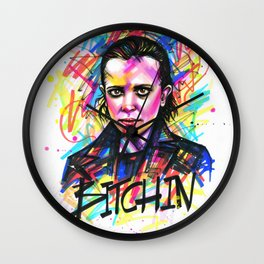 11 Bitchin Wall Clock