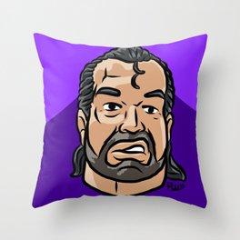 Shaver Ramon Throw Pillow