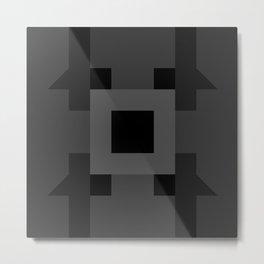 Dark Hues Metal Print