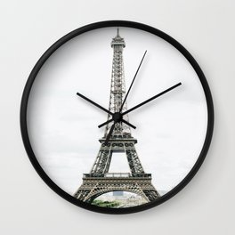 Eiffel Tower - Paris Wall Clock