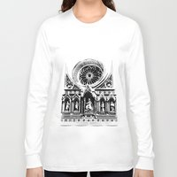 florence Long Sleeve T-shirts featuring Florence by Mad Love