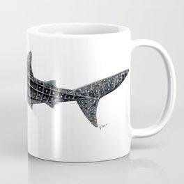 Whale shark Rhincodon typus Coffee Mug