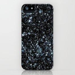 Specular Hematite iPhone Case