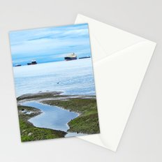 Setting Sea Stationery Cards
