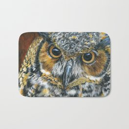 Octavious by Teresa Thompson Bath Mat