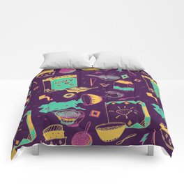 Cerealously Loopy Comforters
