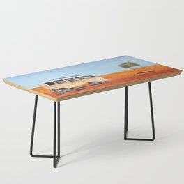 Going to the Beach Coffee Table