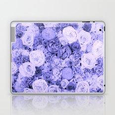 bouquet ver.blue-b Laptop & iPad Skin
