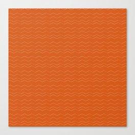 Tangerine Tangerine Canvas Print