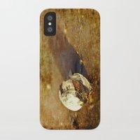 seashell iPhone & iPod Cases featuring Seashell by Svetlana Sewell