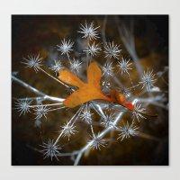 sparkle Canvas Prints featuring Sparkle by Heidi Fairwood