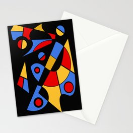 Abstract #115 Stationery Cards