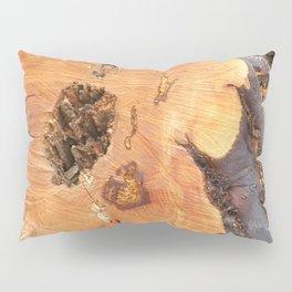 TEXTURES - Manzanita in Drought Conditions #2 Pillow Sham