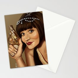 Miss Fisher Stationery Cards