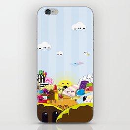 SF Sweet World  iPhone Skin