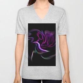 Flowermagic - Rose Unisex V-Neck