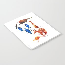 Australian animals 2 Notebook