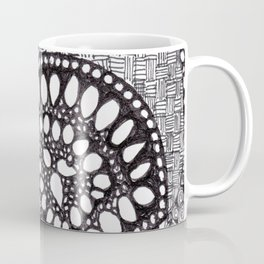 Zen Doodle Graphics zz04 Coffee Mug
