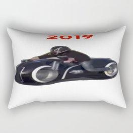 Motorcicle 2019 Rectangular Pillow