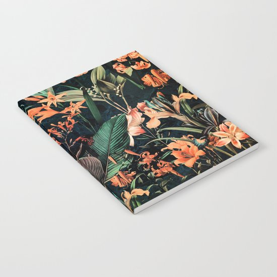 Exotic Garden Notebook