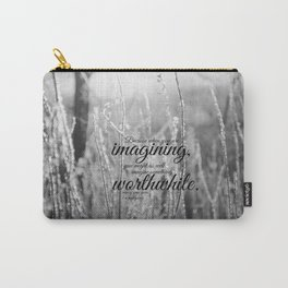 Anne Green Gables  Imagine  Carry-All Pouch