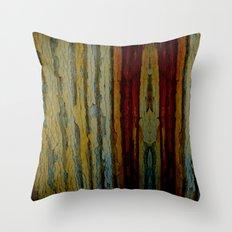 wind paint 1 Throw Pillow