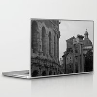 roman Laptop & iPad Skins featuring Roman Wanderings by Upperleft Studios