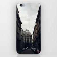 milan iPhone & iPod Skins featuring Milan by BMaw