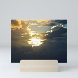 Sun Peek Mini Art Print