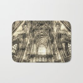 York Minster Vintage Bath Mat