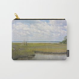 River Quietness Carry-All Pouch