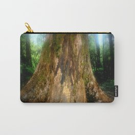 Mountain Ash (Eucalyptus Regnans) Carry-All Pouch