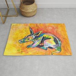 Earth Pig (Aardvark) Rug