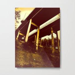 Bridge 65 Metal Print
