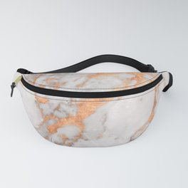 Copper Marble Fanny Pack