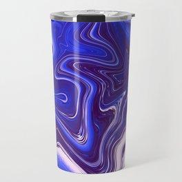 Liquid Neon Travel Mug